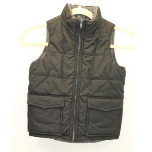 Baby Gap Reversible Puffer Vest